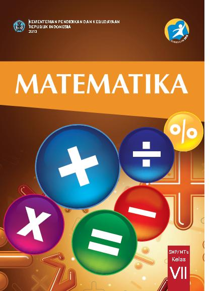 Cover Buku Siswa Kls VII